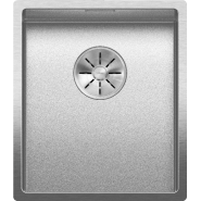 Мойка Blanco CLARON 340-U, 380х440 мм, 523384, , 60 600 руб., 523384, Blanco, Мойки из нержавеющей стали
