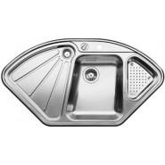 Мойка Blanco DELTA-IF, 1056х575 мм, 523667, , 67 100 руб., 523667, Blanco, Мойки из нержавеющей стали