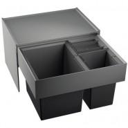 Мусорная система Blanco SELECT 60/3 XL, 520780, , 23 600 руб., 520780, Blanco, Аксессуары для кухни