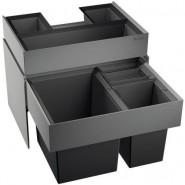 Мусорная система Blanco SELECT 60/3 XL Orga, 520782, , 28 200 руб., 520782, Blanco, Аксессуары для кухни
