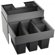 Мусорная система Blanco SELECT 60/4 Orga, 520783, , 22 000 руб., 520783, Blanco, Аксессуары для кухни