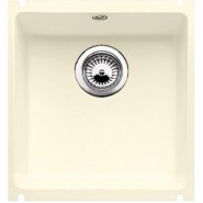 Мойка Blanco SUBLINE 375-U PuraPlus, 414х456 мм, 523727, , 32 300 руб., 523727, Blanco, Мойки керамика