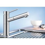 Смеситель для кухни Blanco ALTA-S Compact,200 мм, 515122