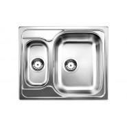 Мойка Blanco TIPO 6 Basic, 605х500 мм, 514813, , 9 700 руб., 514813, Blanco, Мойки из нержавеющей стали