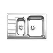 Мойка Blanco LIVIT 6 S Compact, 780х500 мм, 515117, , 21 800 руб., 515117, Blanco, Мойки из нержавеющей стали