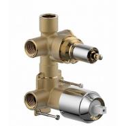 Скрытая монтажная часть для смесителя Bravat Arc, D982CP-A-ENG, , 5 356 руб., D982CP-A-ENG, Bravat, Комплектующие для смесителей