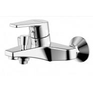 Смеситель для ванны и душа Bravat Stream, 173 мм, F637163C-B, , 8 723 руб., F637163C-B, Bravat, Смесители для ванны и душа