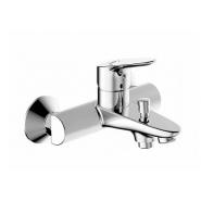 Смеситель для ванны и душа Bravat Drop, 161 мм,  F64898C-B, , 7 969 руб., F64898C-B, Bravat, Смесители для ванны и душа