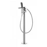 Смеситель для ванны и душа Bravat Gina, 200 мм, F665104C-B3-ENG, , 34 814 руб., F665104C-B3-ENG, Bravat, Смесители для ванны и душа