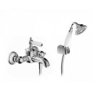 Смеситель для ванны и душа Bravat Art, 116 мм,  F675109C-B, , 12 792 руб., F675109C-B, Bravat, Смесители для ванны и душа
