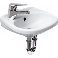 Раковина подвесная Cersanit Eko 2000, 35 см, (левая), , 1 260 руб., Eko 2000 35, (левая), Cersanit, Раковины в ванну