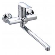 Смеситель для ванны и душа Ultra Dorff, 322 мм, D5095000, , 5 576 руб., D5095000, Dorff, Смесители с длинным изливом