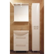 Пенал напольный De Rossa Олимпия, 300х1800 мм, 00273, , 4 879 руб., 273, De Rossa, Пеналы для ванных комнат