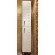 Пенал напольный De Rossa Посейдон, 300х1800 мм, 00329, , 5 400 руб., 329, De Rossa, Пеналы для ванных комнат