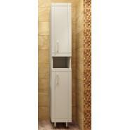 Пенал напольный De Rossa Монако, 300х1800 мм, 00334, , 4 386 руб., 334, De Rossa, Пеналы для ванных комнат