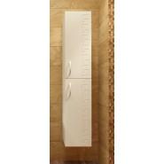 Пенал подвесной De Rossa Гера, 300х1500 мм, 00347, , 4 520 руб., 347, De Rossa, Пеналы для ванных комнат
