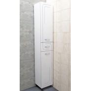 Пенал напольный De Rossa Classic-Style, 300х1810 мм, DR04401, , 5 420 руб., DR04401, De Rossa, Пеналы для ванных комнат