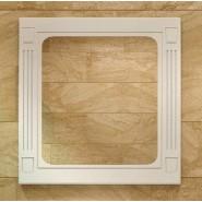 Зеркало De Rossa Вена, 600х600 мм, 00279, , 2 034 руб., 279, De Rossa, Прямоугольные зеркала