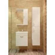 Зеркальный шкаф правый De Rossa Гера 50, 500х730 мм, 00305, , 2 561 руб., 305, De Rossa, Зеркальные шкафы