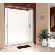 Душевая дверь складная, распашная-бабочкой Domustar, EF-234, , 41 000 руб., EF-234, Domustar, Душевые двери