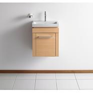 Тумбочка подвесная 2nd Floor Duravit, 2F6445L8585, , 55 082 руб., 2F6445L8585, Duravit, Тумбы для ванных комнат