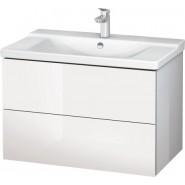 Тумбочка подвесная L-Cube  Duravit, LC624701818, , 90 297 руб., LC624701818, Duravit, Тумбы для ванных комнат