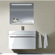 Тумбочка подвесная X-Large  Duravit, XL604608585, , 88 143 руб., XL604608585, Duravit, Тумбы для ванных комнат