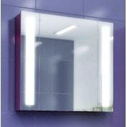 Зеркальный шкаф Edelform Поинт 60, 545х660 мм, 2-548-00-S
