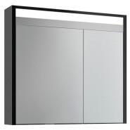 Зеркальный шкаф EFP Карино 80, 740х748 мм, 2-751-43-S