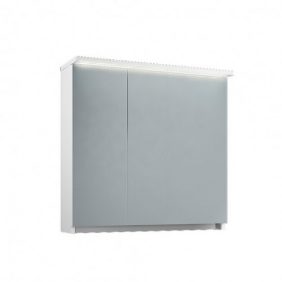 Зеркальный шкаф EFP Амата 80, 705х711 мм, 2-789-00-S