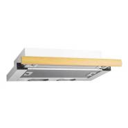 Встроенная кухонная вытяжка КВ Интегра 60П-400-В2Л ELIKOR Воздухоочистители, 841470, , 4 646 руб., 841470, ELIKOR, Кухонные вытяжки встроенные