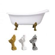 Ножки каменные к ванне Estet Скарлетт, ФР-00001314, , 7 169 руб., ФР-00001314, Estet, Комплектующие для ванн