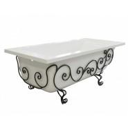 Подставка кованная для ванны Estet Дельта, ФР-00001215, , 21 375 руб., ФР-00001215, Estet, Комплектующие для ванн