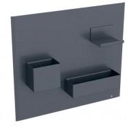 Комплект магнитной доски Geberit Acanto, 500.649.JK.2, , 14 539 руб., 500.649.JK.2, Geberit, Аксессуары для ванной комнаты
