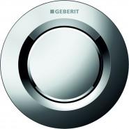 Пневмоклавиша смыва Geberit тип 01, 116.040.21.1, , 6 967 руб., 116.040.21.1, Geberit, Инсталляции для унитазов