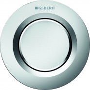 Пневмоклавиша смыва Geberit тип 01, 116.040.46.1, , 6 967 руб., 116.040.46.1, Geberit, Инсталляции для унитазов