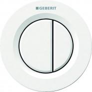 Пневмоклавиша смыва Geberit тип 01, 116.042.11.1, , 5 883 руб., 116.042.11.1, Geberit, Инсталляции для унитазов