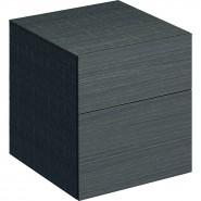 Шкафчик подвесной Geberit Xeno², 450х510 мм, 500.504.43.1, , 59 423 руб., 500.504.43.1, Geberit, Шкафы для ванных комнат