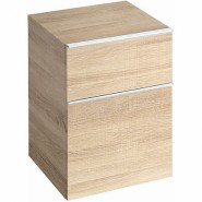 Шкафчик подвесной Geberit iCon, 450х477 мм, 841047000, , 60 202 руб., 841047000, Geberit, Шкафы для ванных комнат