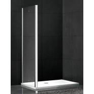 Боковая стенка Gemy, 90х200 см, A6-90, , 14 000 руб., A6-90, Gemy, Душевые ограждения и шторки для ванн