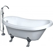 Ванна акриловая Gemy, 175х82 см, G9030 C