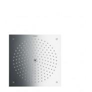 Верхний душ Hansgrohe Raindance Air 1jet  Ecosmart, ½´, 260х260 мм, 26481000, , 26 932 руб., 26481000, Hansgrohe, Верхний душ