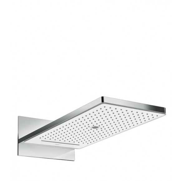 Верхний душ Hansgrohe Rainmaker Select 580 3jet, 256х586 мм, 24001400
