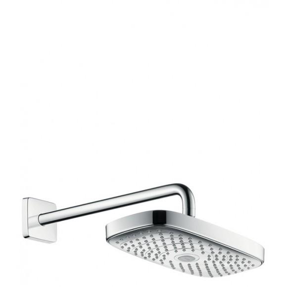 Верхний душ Hansgrohe Raindance Select E 300 2jet, 160х300 мм, 27385000