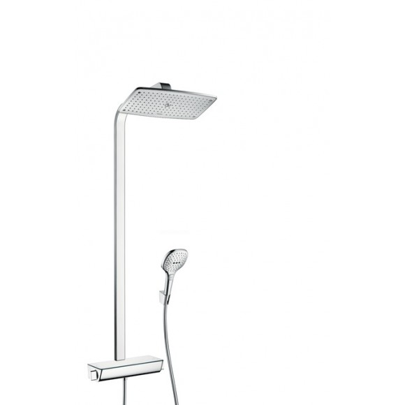Raindance Hansgrohe Select E 360 Showerpipe, ½', 360х190 мм/1066 мм, 27112000