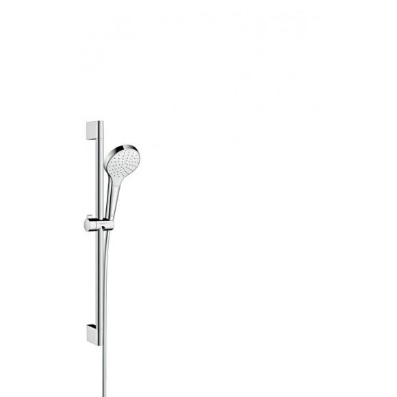 Душевой набор Hansgrohe Croma Select S 1jet EcoSmart 9 л / мин 0,65 м, 110 мм/650 мм, 26565400
