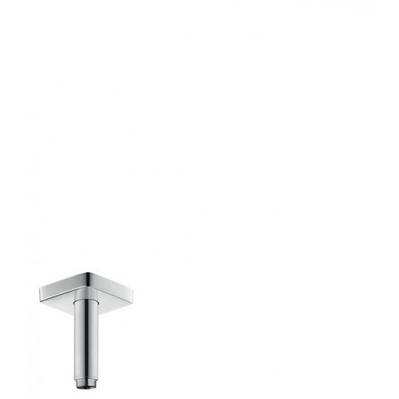 Потолочное подсоединение Hansgrohe E, 100 мм, 27467000
