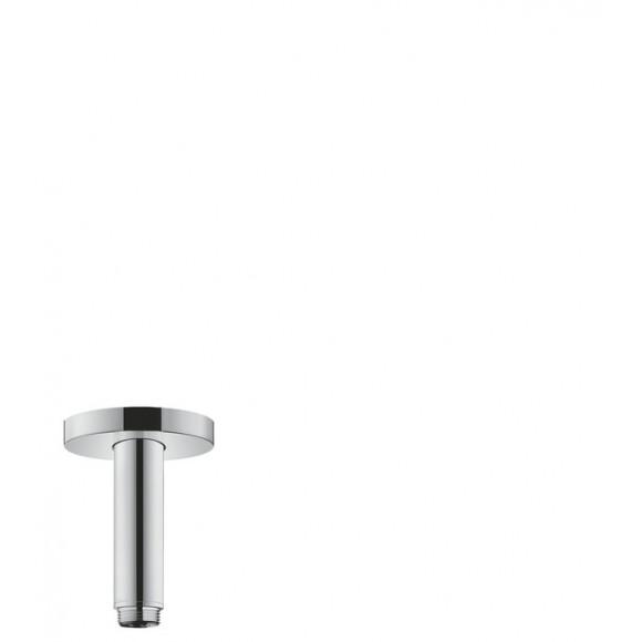Потолочное подсоединение Hansgrohe S, 100 мм, 27393000