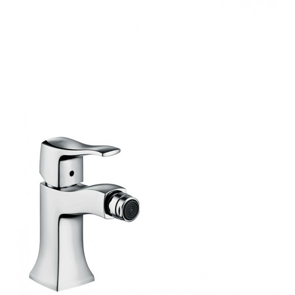 Смеситель для биде Hansgrohe Metris Classic, 112 мм, 31275000