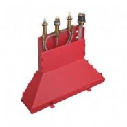 Скрытая часть смеситель для ванны Hansgrohe, 13444180, , 73 150 руб., 13444180, Hansgrohe, Комплектующие для смесителей